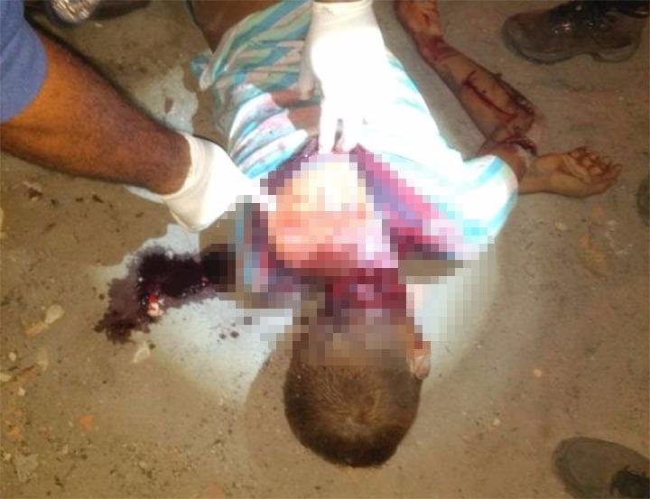 Jovem morre ao ser esfaqueado no rosto e no pescoço em Parnaíba