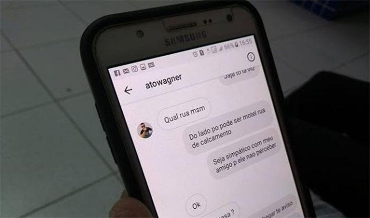 Professor é espancado após trocar mensagens com aluno em Parnaíba