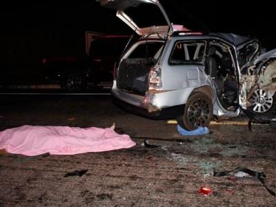 Mãe e recém-nascido morrem em acidente no Piauí