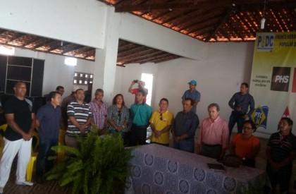Partidos pequenos querem emplacar um vice prefeito em Barras