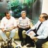 PIROU: Capote anuncia grande obra que nem da prefeitura é