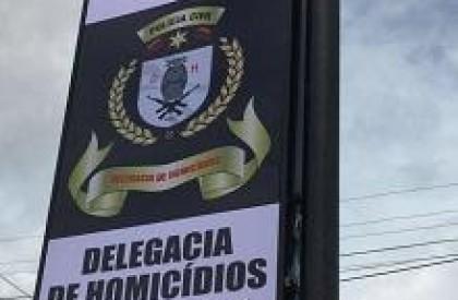 Preso acusado de assassinar morador de rua, em Teresina