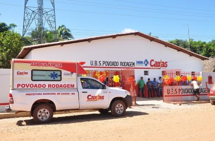 Reinaugurada Unidade Básica de Saúde no Povoado Rodagem