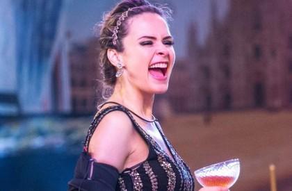 Ex-BBB Ana Paula participará da novela Haja Coração