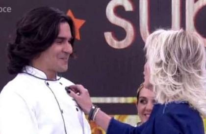Super Chef Celebridades: Saída de Dani Winits irrita André