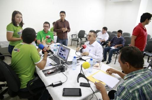 Gil Paraibano não comparece a primeiro debate eleitoral
