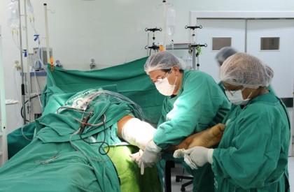 HGV realiza mutirão de cirurgias ortopédicas no feriado