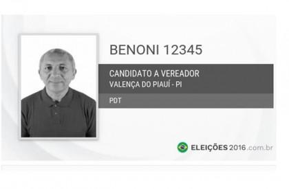 Justiça reprova contas de vereador eleito em Valença-PI
