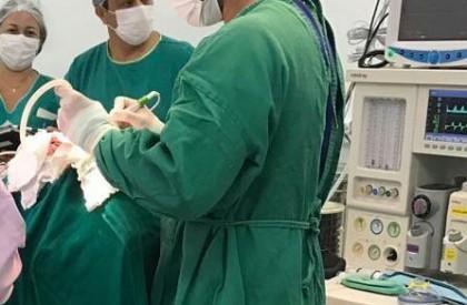 1ª neurocirurgia do interior do PI foi em Floriano