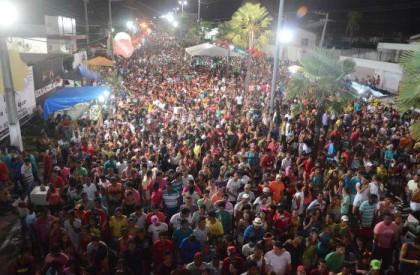 """""""Folia de Caxias 2016"""" se consagra como o melhor Carnaval da história na Princesa do Sertão"""