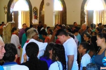 Missa de Cinzas abre Quaresma em Esperantina