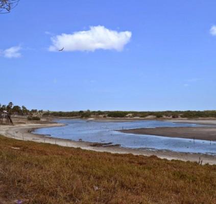 Barragens sem licença estariam causando assoreamento de Lagoa
