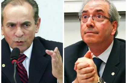 Eduardo Cunha é derrotado e Marcelo Castro aplaudido no Plenário