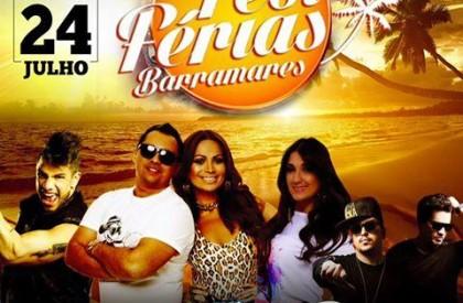 Balada de Férias tem show do  O Rappa, Aviões e Forró dos Plays