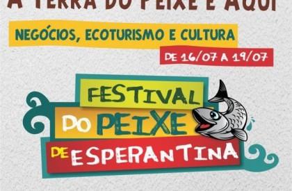 I Festival do Peixe mostra potencial de Esperantina