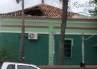 Parte do teto do prédio da Prefeitura de José de Freitas desaba