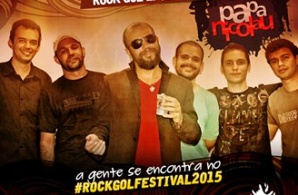 Rock Gol Festival começa nesse domingo 02 de Agosto