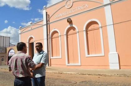 Secretaria de Cultura entrega reforma do Espaço Maria Bonita