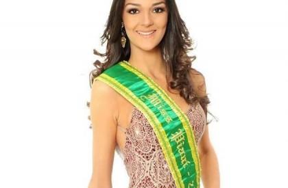 Verbiany Leal se despede do título de miss Piauí nessa sexta 03