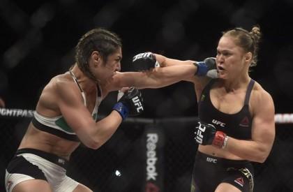 Bethe mira volta: Não aceito terminar 2016 sem o cinturão do UFC