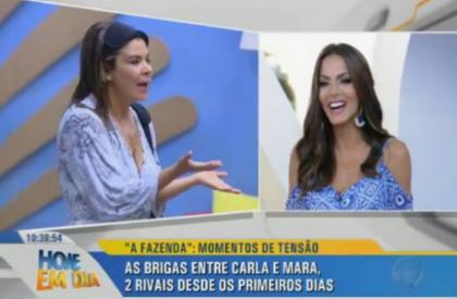 Eliminada contra Mara, Carla Prata ataca a rival e...