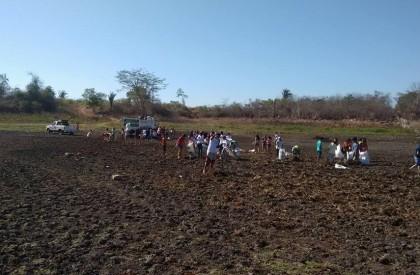 Salve a lagoa: Ação pela limpeza da lagoa é...