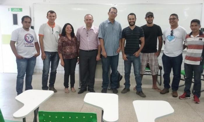 Grupo se reúne e lança movimento S.O.S Rio Corrente em Pedro II