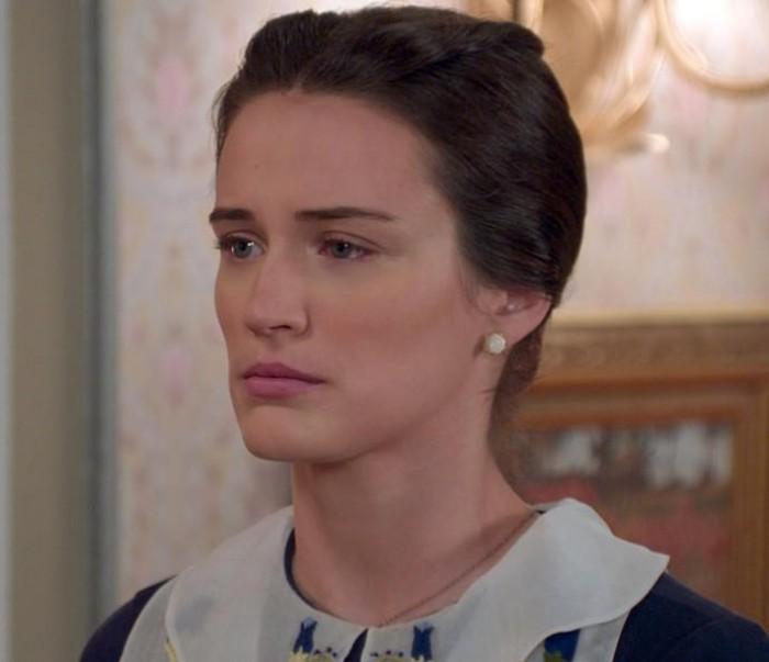 Êta Mundo Bom: Maria revela que Sandra planeja contra a tia