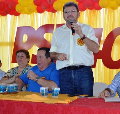 PSB lança Maria Freitas com velhos nomes...