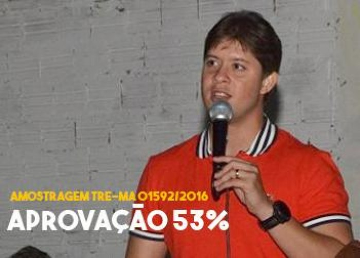 Gestão Léo Coutinho tem aprovação de 53%, diz Amostragem