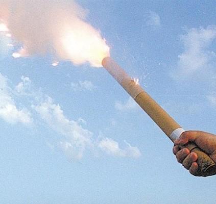 Juiz proíbe uso de fogos na campanha...