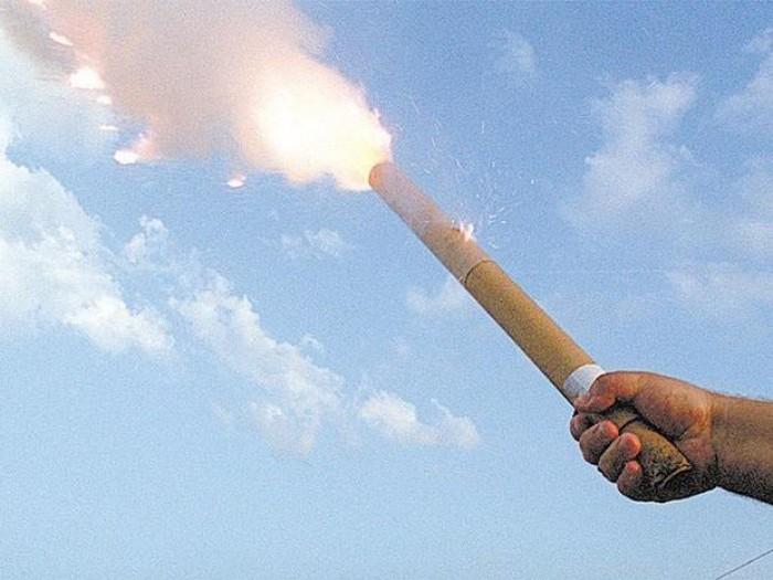 Juiz proíbe uso de fogos na campanha de Luzilândia