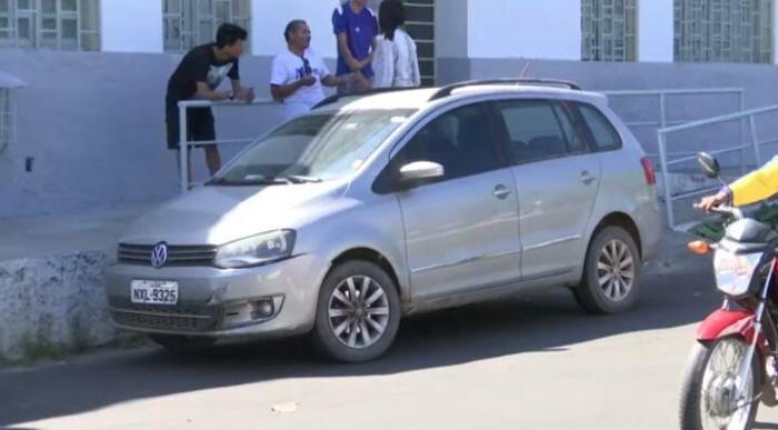 Polícia Militar recupera veículo roubado na zona rural