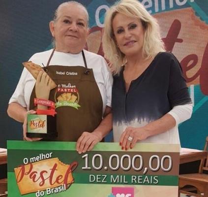 Piauiense vence prêmio de O Melhor Pastel...