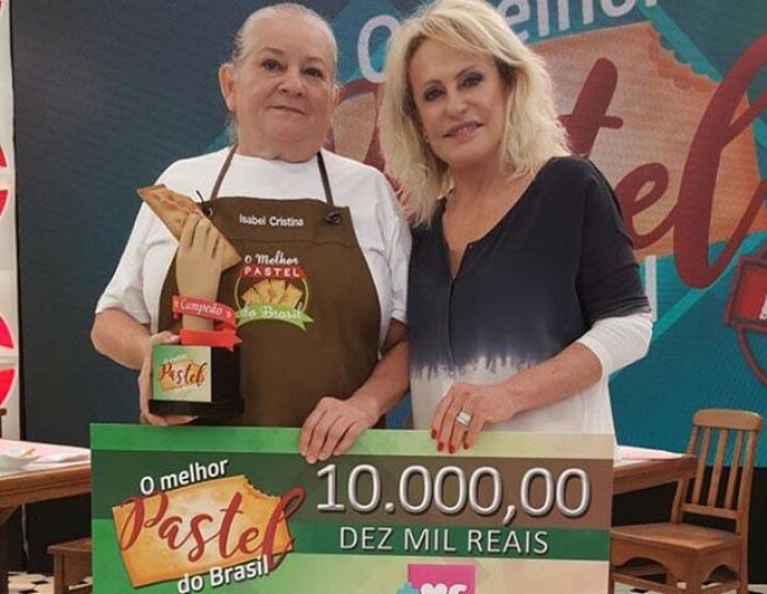 Piauiense vence prêmio de O Melhor Pastel do Brasil na TV Globo