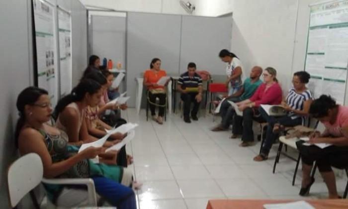 Alunos do EJA participam de aula temática em Matões