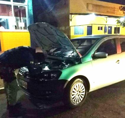 Em Picos, PRF apreende veículo roubado em...