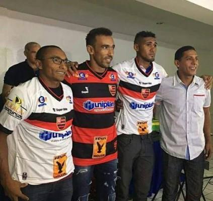 Flamengo-PI anuncia reforços para temporada 2017