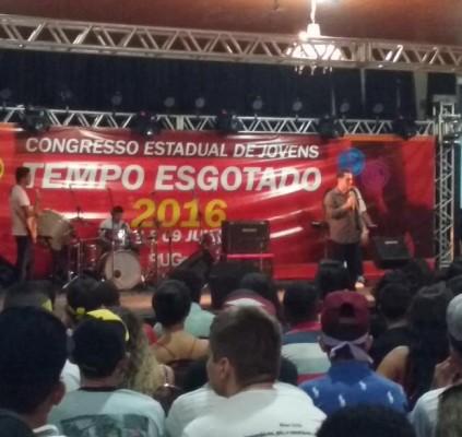 Congresso Estadual de Jovens da Quadrangular do...