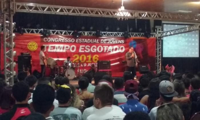 Congresso Estadual de Jovens da Quadrangular do Piauí