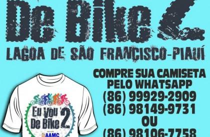 Eu vou de Bike em L. de S. Francisco...