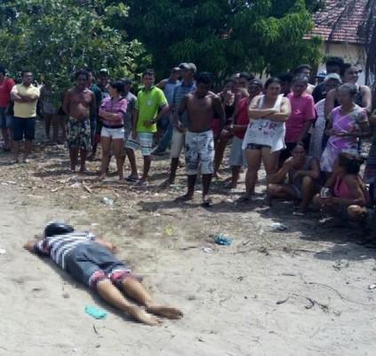 Homem é morto no litoral por suporto...