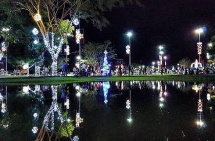 Parque da Cidadania recebe uma programação especial neste Natal