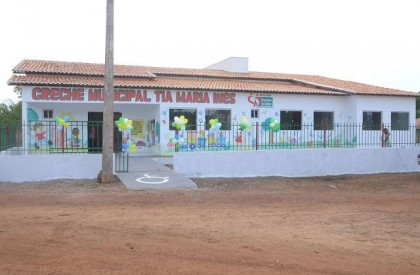 Prefeitura de São João do Sóter entrega creches