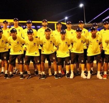 Juvenil do River-PI estréia hoje na Copa...