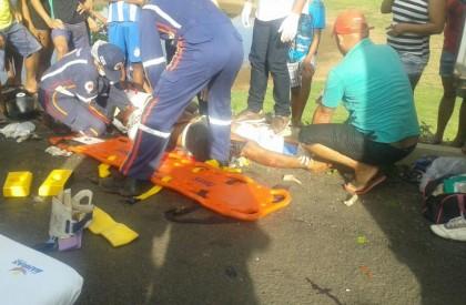Pai de vereador em Barras morre após acidente na...