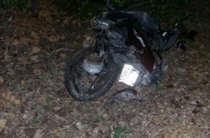 Picape bate em moto e mata idoso na PI-140 em Floriano