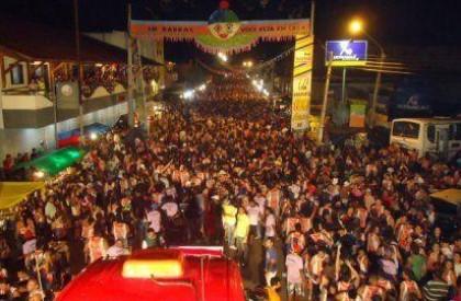 Secretaria divulga programa do Carnaval de Barras