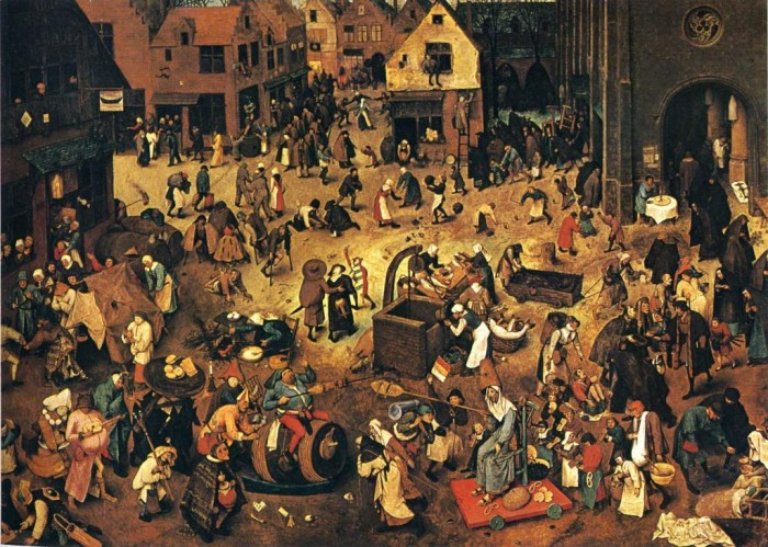 Carnaval: Histórias e origens da 'festa da cane'