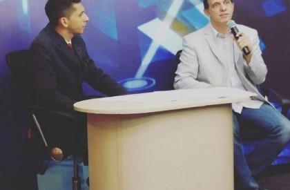 Fabio Gentil: Mais uma entrevista com problemas, soluções zero